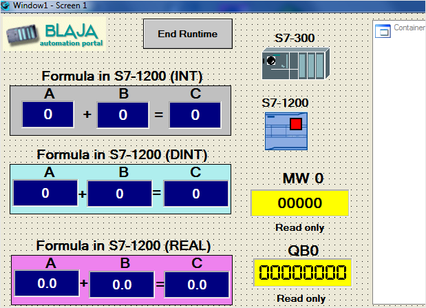 Reliance SCADA and a direct driver for Siemens SIMATIC S7 PLCs
