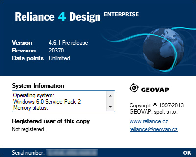 About Reliance 4 Design