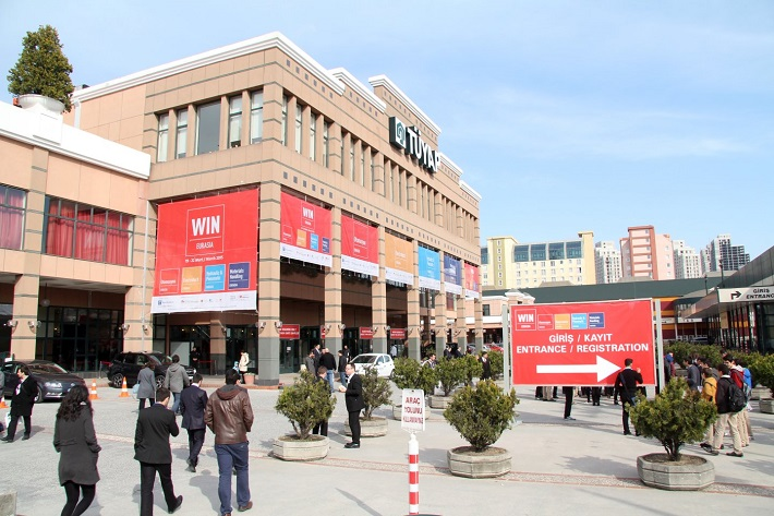 TUYAP Fair Convention and Congress Centre, Istanbul