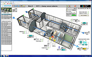 Reliance 4 Control – visualization of HVAC