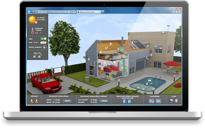 Building automation demo
