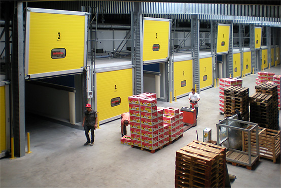 Mathy GmbH's ripening rooms