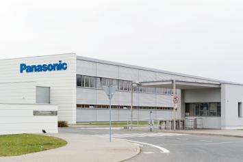 Panasonic assembly plant, Pardubice, Czech Republic