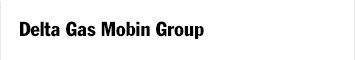 Delta Gas Mobin Group, banner