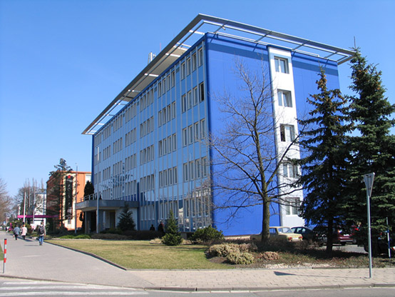 RWE GasNet's headquarters in Hradec Kralove
