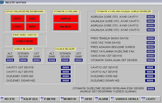 2. Visualization window with Reliance SCADA
