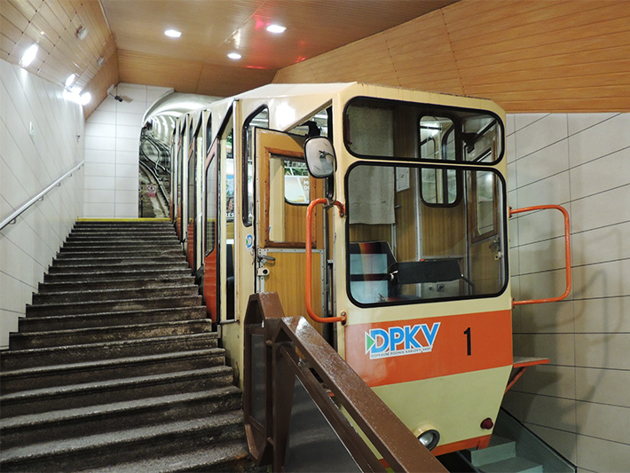 Imperial funicular