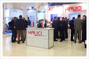 Halici booth