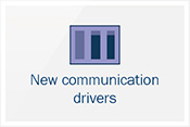 New communication drivers