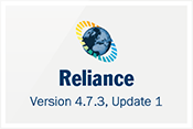 Reliance 4.7.3