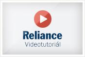Reliance Videotutoriál
